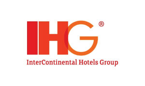 Susie Valerio Global Voice with a Tropical Touch IHG Logo