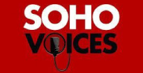 Susie Valerio Global Voice with a Tropical Touch SOHO Voices Logo