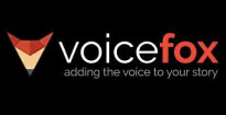 Susie Valerio Global Voice with a Tropical Touch Voicesfox Logo