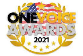 OneVoice Awards 2021 Nominee Susie Valerio Best International Voice
